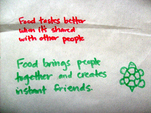food-makes-instant-friends