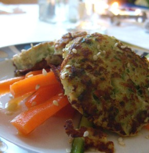 thai fish cakes from salad club