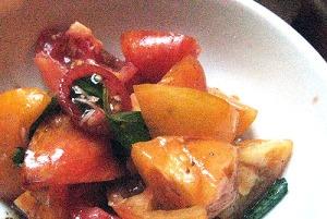 isle of wight tomato salad
