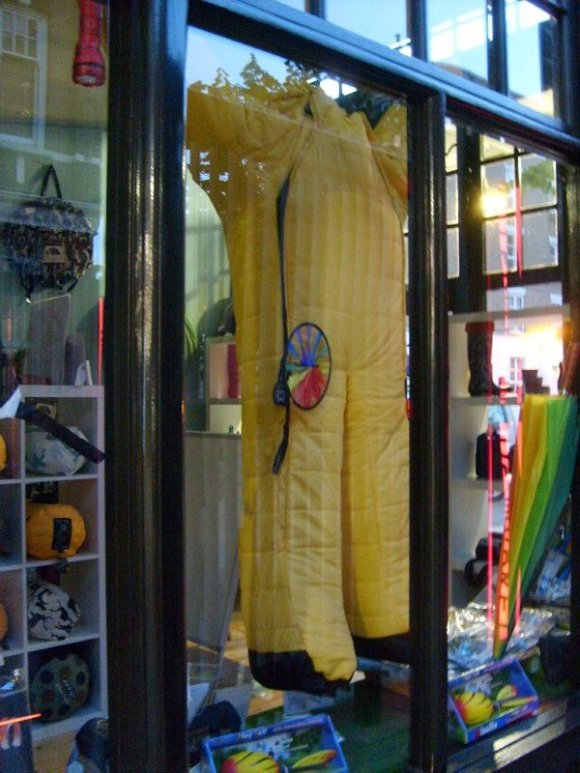 sleeping bag jumpsuit