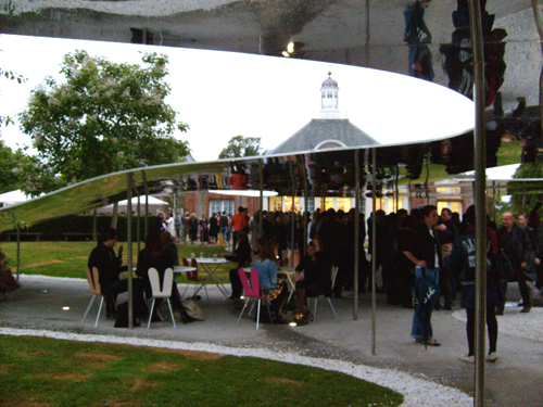 the serpentine gallery pavilion