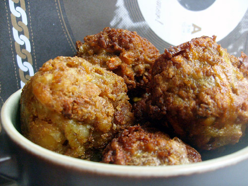 a-cup-of-fried-vegetarian-meatballs