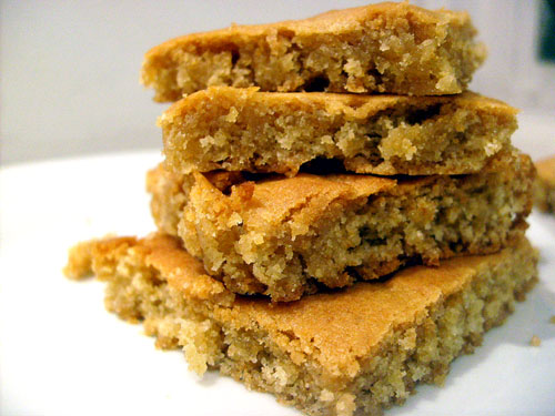 honey cinnamon cookie squares 2