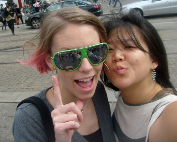 mei and root in amsterdam
