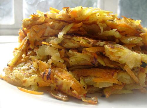 potato-carrot-pancakes