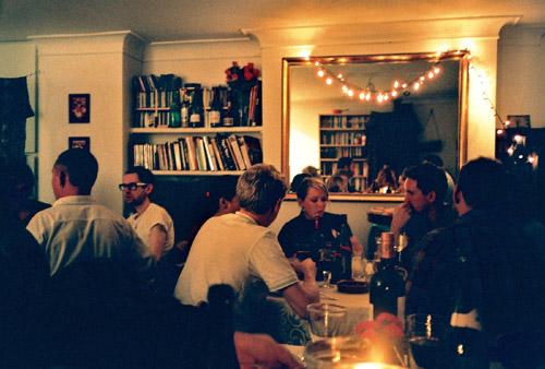 Dining Room at Rambling Restaurant