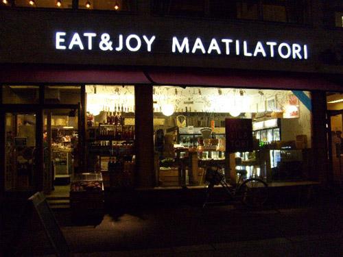 eat&joy maatilatori